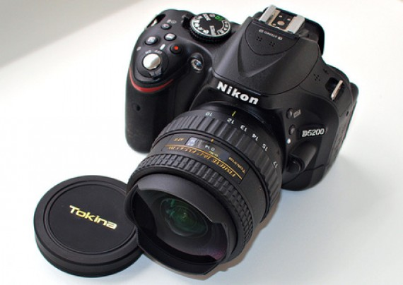 Обзор объектива Tokina AT-X 107 F3.5-4.5 DX Fisheye (10-17mm) (http://www.vlador.com)