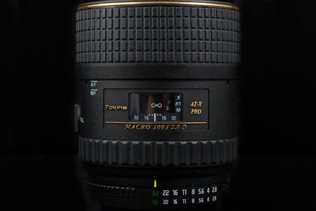 Обзор объектива Tokina AT-X M100 F2.8 PRO D Macro (100mm) (http://photostrobe.ru)
